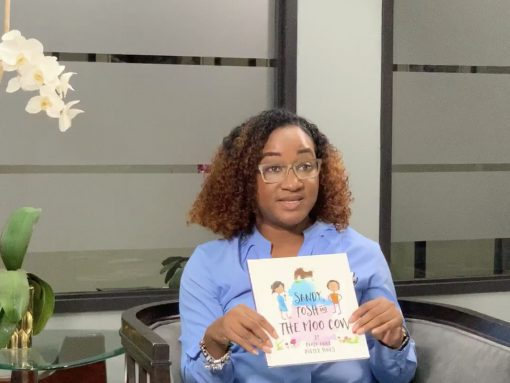 Colesha Mahoney Reads Sandy, Tosh and the Mow Cow
